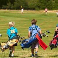 Swanston New Golf Club Juniors