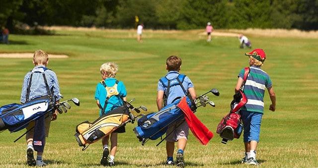 Swanston New Golf Club Juniors