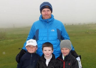 Swanston New Golf Club - Stephen Gallacher